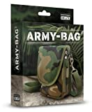 Nintendo DS Lite / DS / GBASP / Sony PSP / PSP Go - Army Bag [camouflage] - Tasche