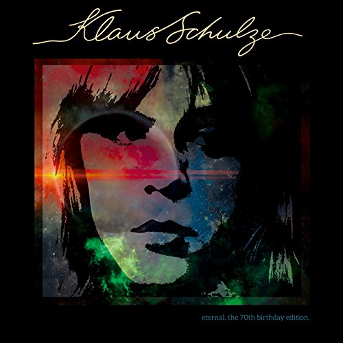 CD : Klaus Schulze - Eternal: 70th Birthday Edition (2 Disc)