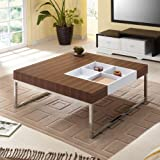 51mstREO40L. SL160  Heyburn Contemporary Style Design Coffee Table