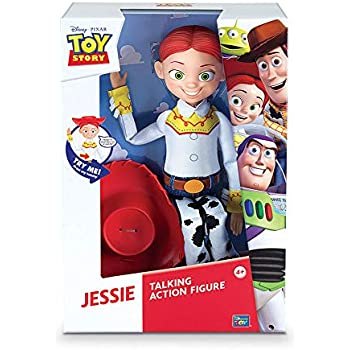 Amazon Com Toy Story Pull String Jessie 15 Talking Figure Toys