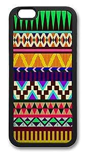 IMARTCASE iPhone 6 Case, Aztec Pattern Colorful iPhone 6 Case TPU White