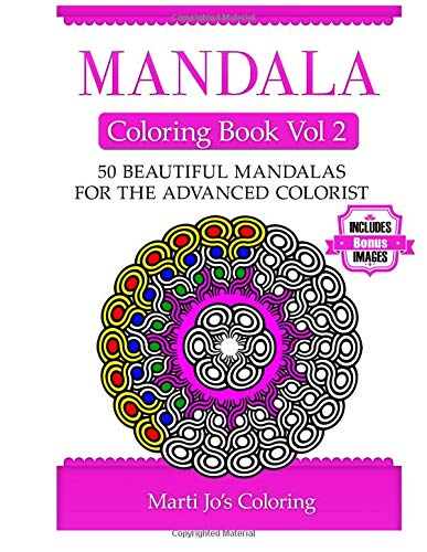 the big book of mandalas coloring book volume 2 more than 200 mandala coloring pages for peace and relaxation