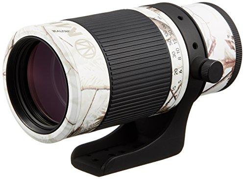 Kenko 20X Astronomical Telescope 200mm/F4 MILTOL Lens Kit (Realtree) (Best Telescope For 200)