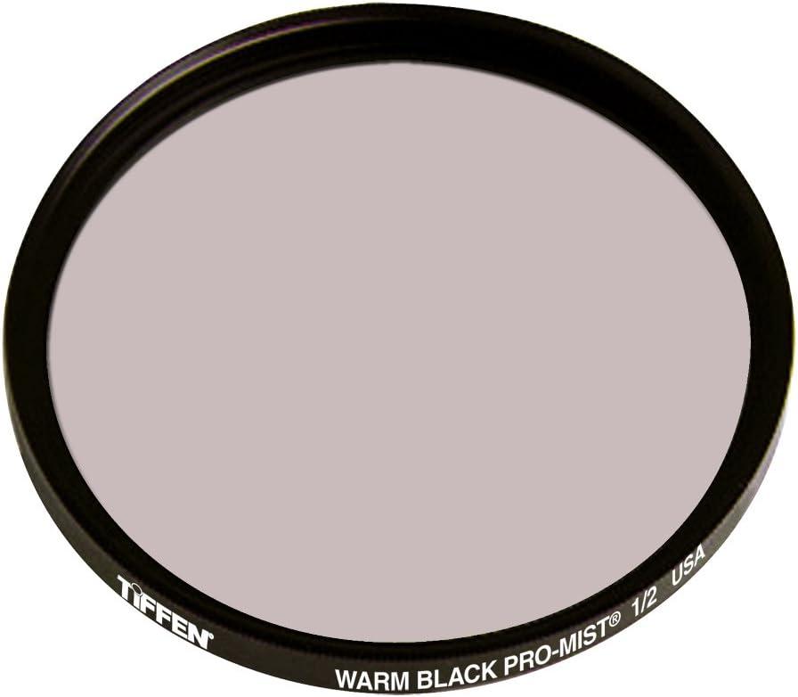 Tiffen 52WBPM12 52mm Warm Black Pro-Mist 1//2 Filter