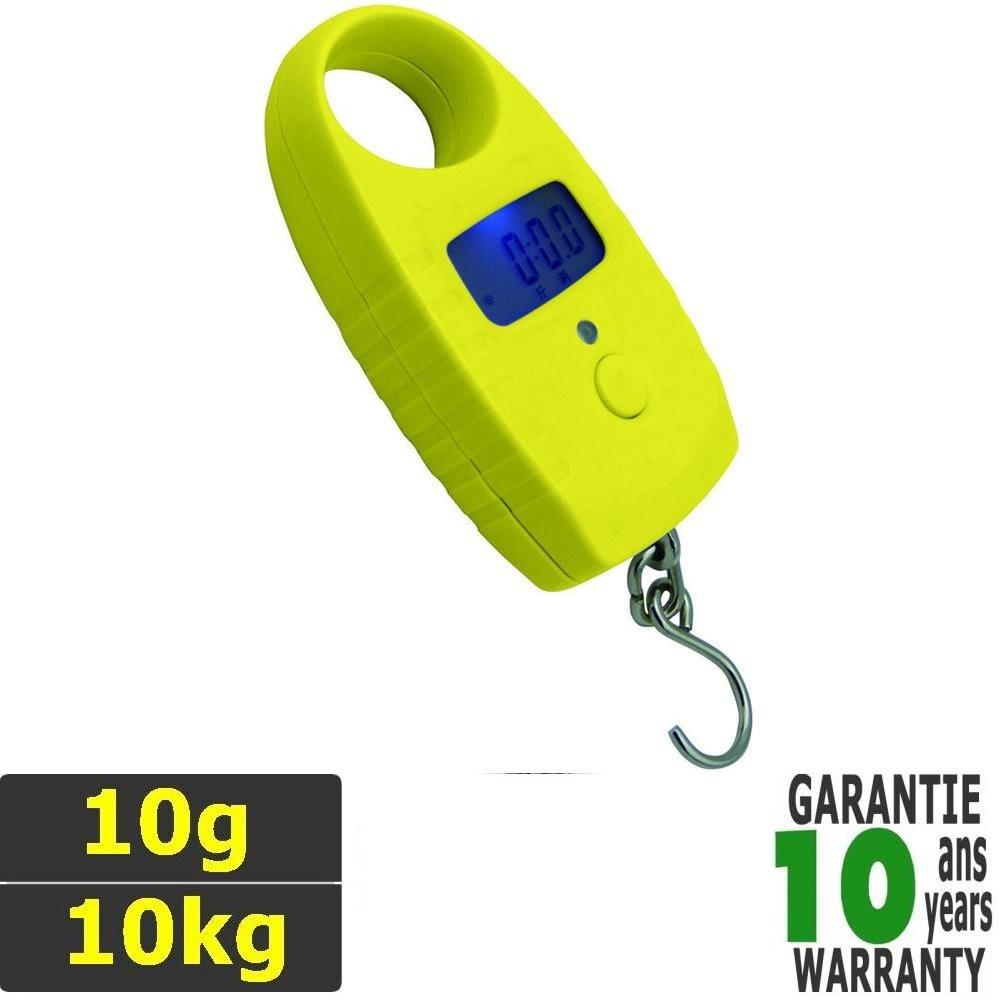 balance peson de poche PRO-PES2 Peson 10g-40kg garantie 10 ans