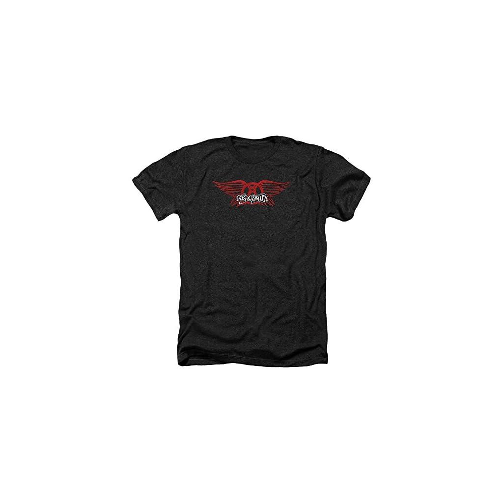 Aerosmith Camiseta Hombre