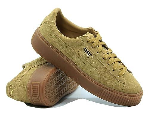 2602d6bfa1 Puma Suede Platform SD (365698-09)  Amazon.co.uk  Shoes   Bags
