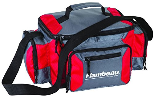 (Flambeau G400 Graphite 400 Soft Tackle System, Red)