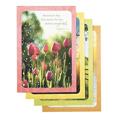 DaySpring - Inspirational Boxed Cards - Sympathy - Peace
