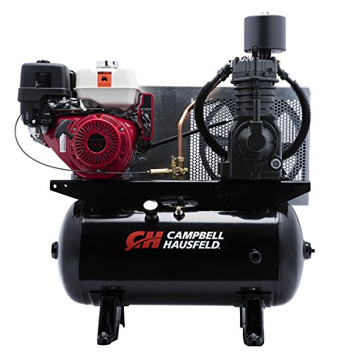 Campbell Hausfeld 30 Gallon 2stage Air Compressor with 13Hp GX390 Engine CE7003