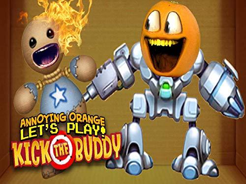 Clip: Kick the Buddy - Giant Killer Robot