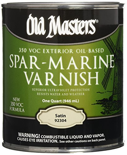 Old Masters 92304 Spar Marino Barniz, satinado por Old Masters