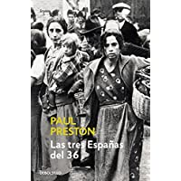 Las tres Españas del 36 (Ensayo | Historia)