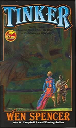 Tinker Elfhome Book 1 Spencer Wen 9780743498715 Amazon Com Books