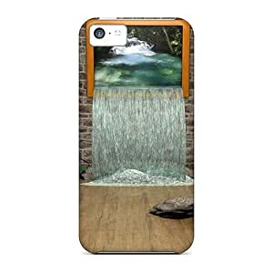 LJF phone case Mialisabblake OCRrAFY1044PpUZj Protective Case For iphone 6 4.7 inch(waterpic)