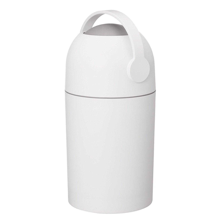 CHICCO Starter-Set: Cubo para pañales Odour Off, Plata - geruchsdichtes Sistema, las bolsas verwendbar Toallitas, Baby de Moments, 72 unidades, ...