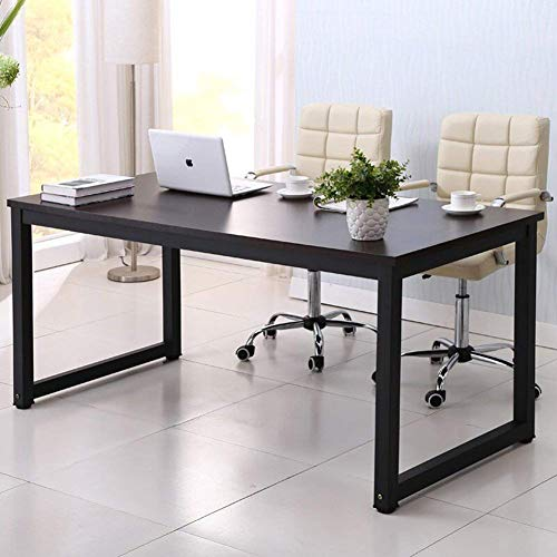 Soges 2-Person Home Office Desk,78 Inches Large Double
