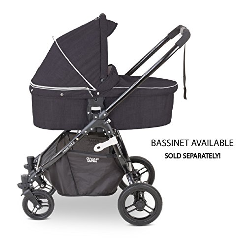 Valco Baby Snap Ultra Lightweight Reversible Stroller (Black Night) by Valco Baby (Image #8)