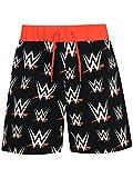 WWE Boys' World Wrestling Entertainment Shorts Black Size 10