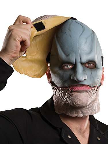 Rubie's Men's Slipknot Corey Mask with Removable Upper Face, Multi, One -