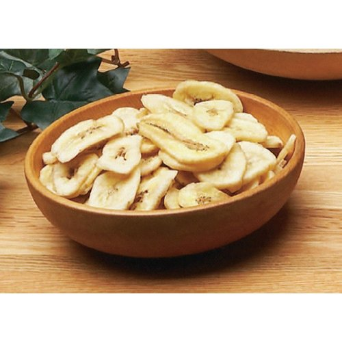 Dried Banana Chips - 5 Lb Case by For The Gourmet