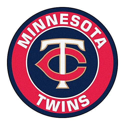 FANMATS 18142 MLB Minnesota Twins Roundel -
