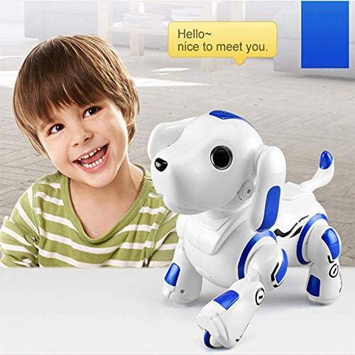 Educatieve Elektronische Huisdier Slimme Robot Hond Dansen En Praten Plezier Kinderen Speelgoed Verjaardagscadeautjes Slimme Draadloze Afstandsbediening (ouder Dan 3 Jaar),Red