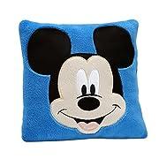 Disney Mickey Decorative Pillow, Blue