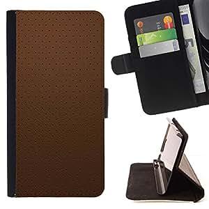 Momo Phone Case / Flip Funda de Cuero Case Cover - Simple patrón de 20 - Apple Iphone 6