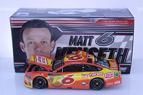 Lionel Racing Matt Kenseth 2018 Oscar Mayer NASCAR Diecast Car 1:24 Scale