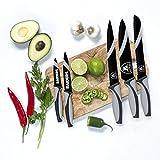 Sports Vault NFL Oakland Raiders Kitchen Knives