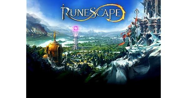 Amazon com: RuneScape 3 [Instant Access]: Video Games