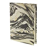 HomArt Marbleized Paper Journal (Grey) (Set of 12)