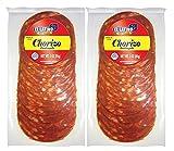 #8: El Latino Sliced Cantimpalo Sausage, 2 packs of 3oz, total 6oz