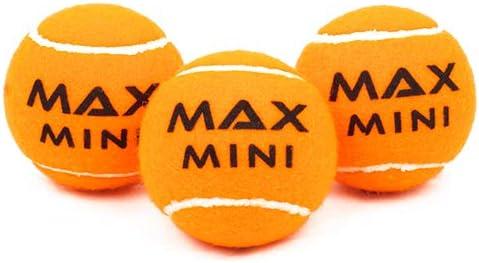 Max Mini Orange Junior Tennis Balls