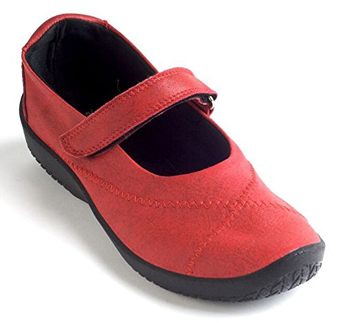 Shoes L18 Womens Synthetic Arcopedico Cherry TWznS