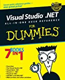 Visual Studio . Net All-in-One Desk Reference for Dummies®, Nitin Pandey and Yesh Singhal, 0764516264