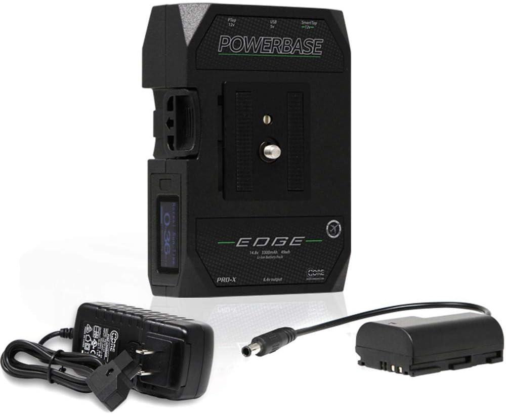Core SWX PowerBase Edge 14.8V 49Wh Battery for Blackmagic Design Pocket 4K & 6K Cinema Camera
