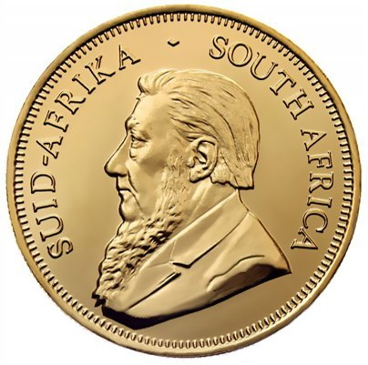 1967 - Present (Random Date) Krugerrand 1/10 oz. Gold Brilliant Uncirculated ()
