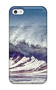 Ideal CaseyKBrown Case Cover For Iphone 5/5s(coast Waves), Protective Stylish Case