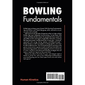 Bowling Fundamentals (Sports Fundamentals) Paperback – June 6, 2014