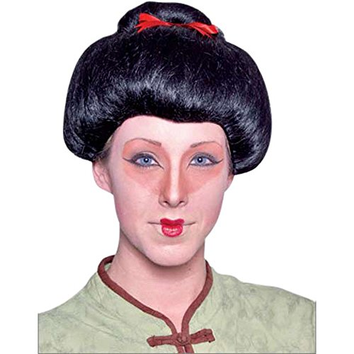 Adult Geisha Girl Wig -