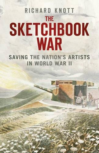 Download The Sketchbook War: Saving the Nation's Artist in World War II pdf epub