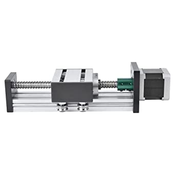 Actuador de guía lineal, rango de 400 mm CNC Guía lineal Carril de ...