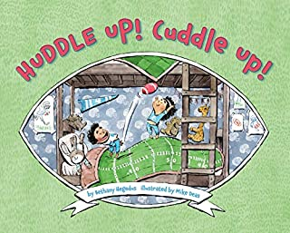 Book Cover: Huddle Up! Cuddle Up!