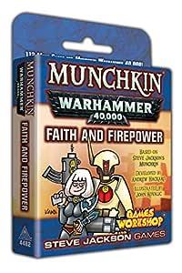 Munchkin Warhammer 40.000 Faith and Firepower Card Game