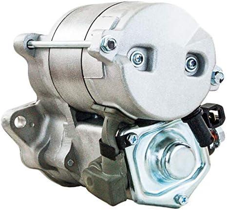 NEW STARTER MOTOR FITS KUBOTA UTV RTV1100 RTV900G-H K T D902E-UV DIESEL 428000-2640 428000-2640 428000-5400 4280002640 4280005400