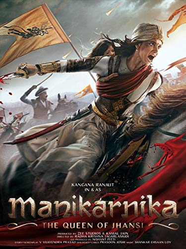 Freedom Wars Costumes - Manikarnika: The Queen of Jhansi