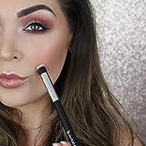 Under Eye Concealer Makeup Brush - Small Mini Flat