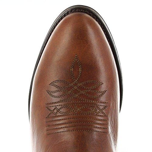 Fb Fashion Boots Sendra Boots 14902 Miele / Stivali Moda Donna Marrone / Stivali Da Donna Miele